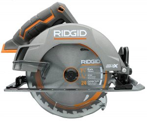 Ridgid R8652 Cordless Circular Saw
