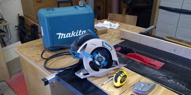 Makita 5007MG review
