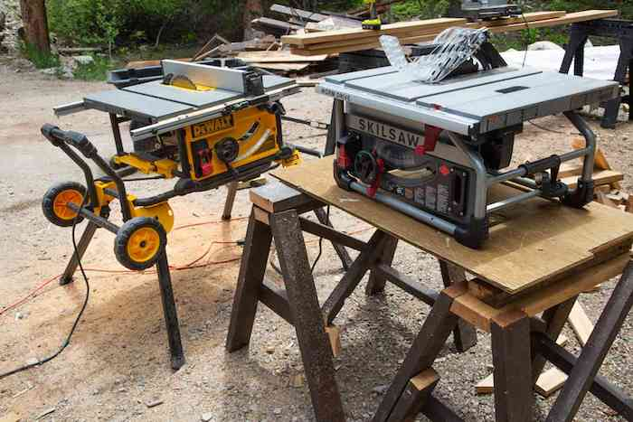 Choosing the right portable table saw