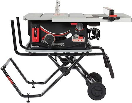 SawStop JSS-120A60 table saw