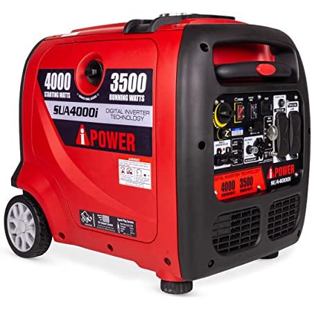 A-iPower SUA4000i inverter generator