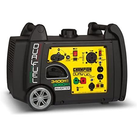 Champion 100263 Dual Fuel Inverter Generator