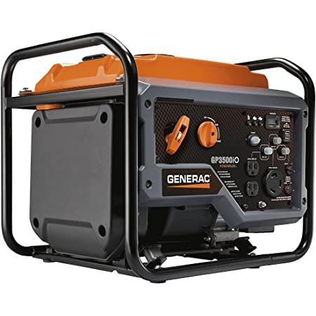 Generac GP3500iO inverter generator