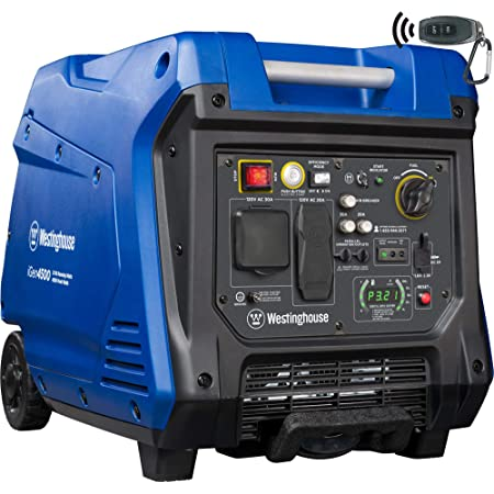 Westinghouse iGen4500 Inverter Generator