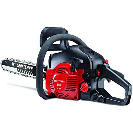 Craftsman S165 gas chainsaw