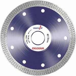 Diamond Cutting Disc Example