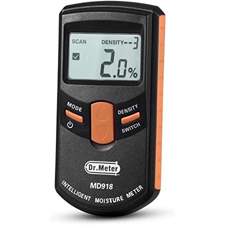 Dr.meter MD918 moisture meter