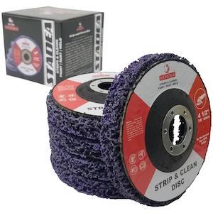 Strip Disc Example